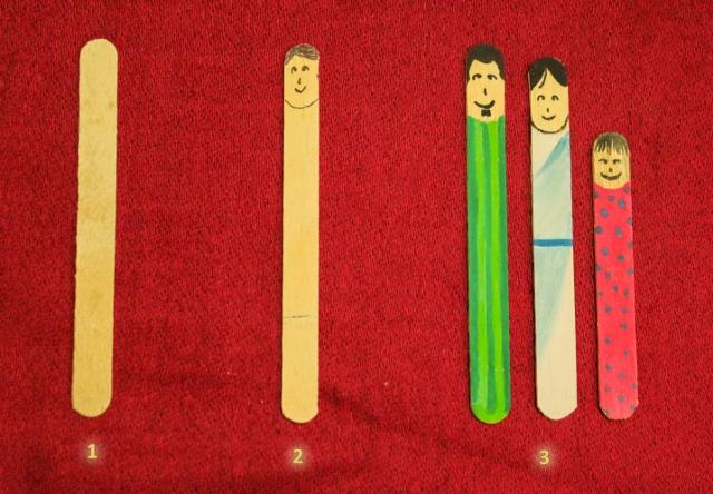 Stick Puppets